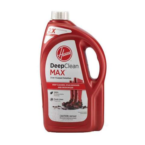 64 oz. 2X Deep Clean Max 3-In-1 Carpet Solution - AH30380