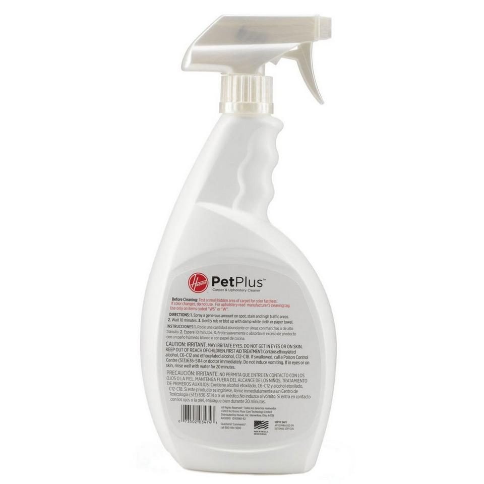 PetPlus Heavy Duty Spot Spray Pet Stain & Odor Remover 32 oz. - AH30610