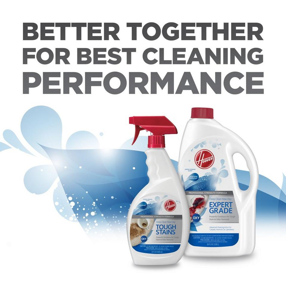 DEEP CLEAN MAX OXY - TOUGH MESSES PRETREAT (32oz) - AH30802