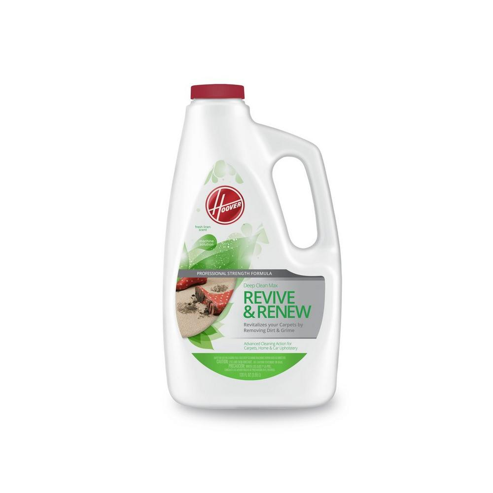 Deep Clean Max - Revive And Renew Carpet Cleaning Solution (120Oz)