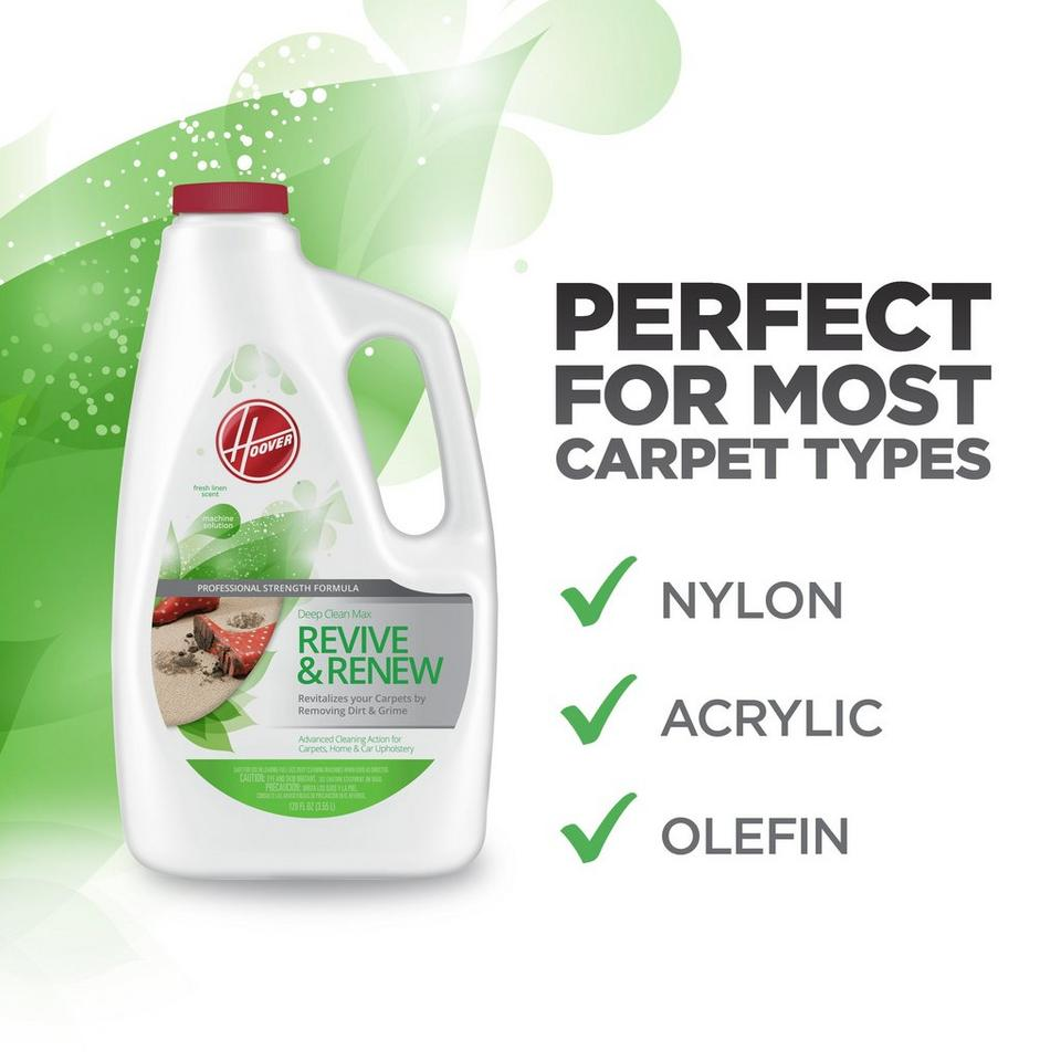 Deep Clean Max - Revive And Renew Carpet Cleaning Solution (120Oz) - AH30830