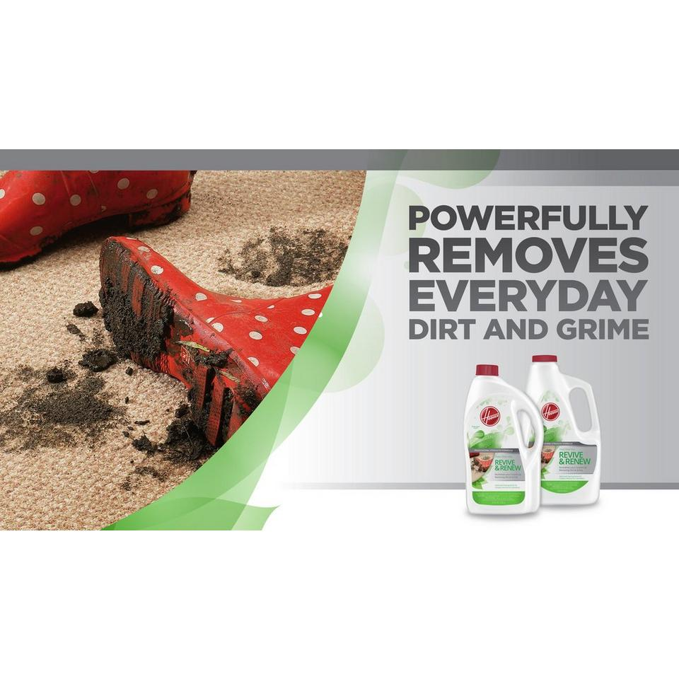 Deep Clean Max Revive And Renew Carpet Cleaning Solution
