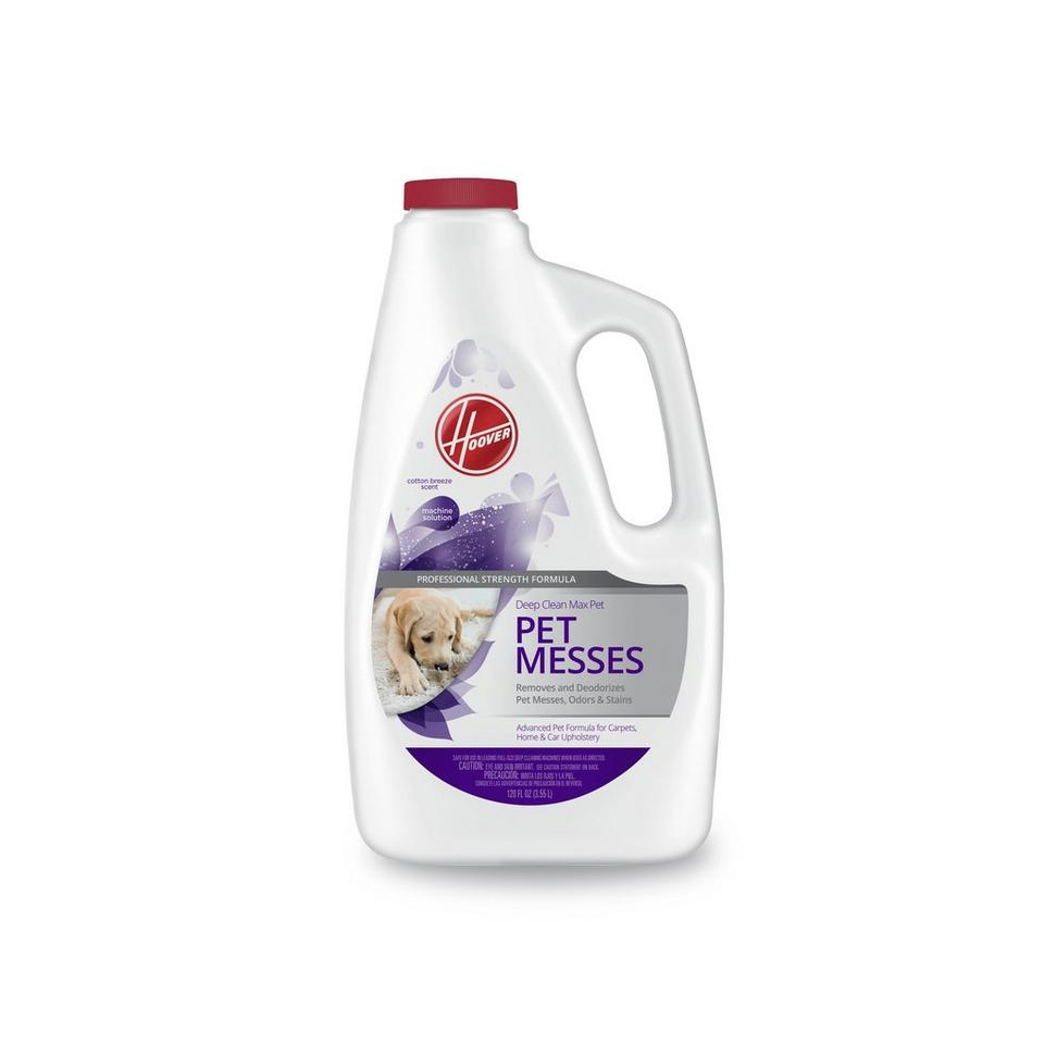 DEEP CLEAN MAX PET - PET MESSES CARPET CLEANING SOLUTION  (120oz) - AH30831