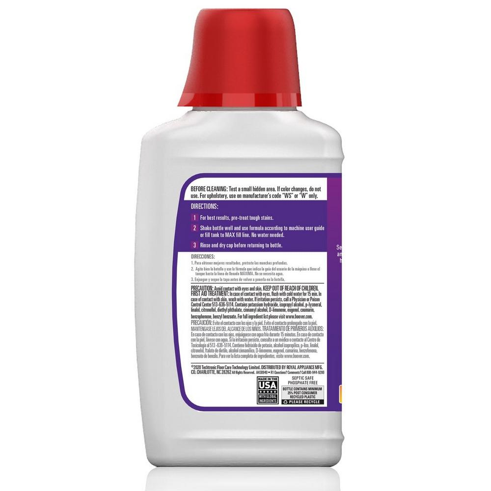 Paws & Claws Pre-Mixed Carpet Cleaning Formula 32oz2