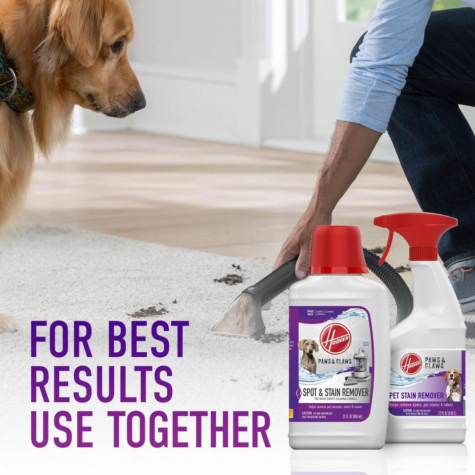 Paws & Claws Pre-Mixed Carpet Cleaning Formula 32oz - AH30940