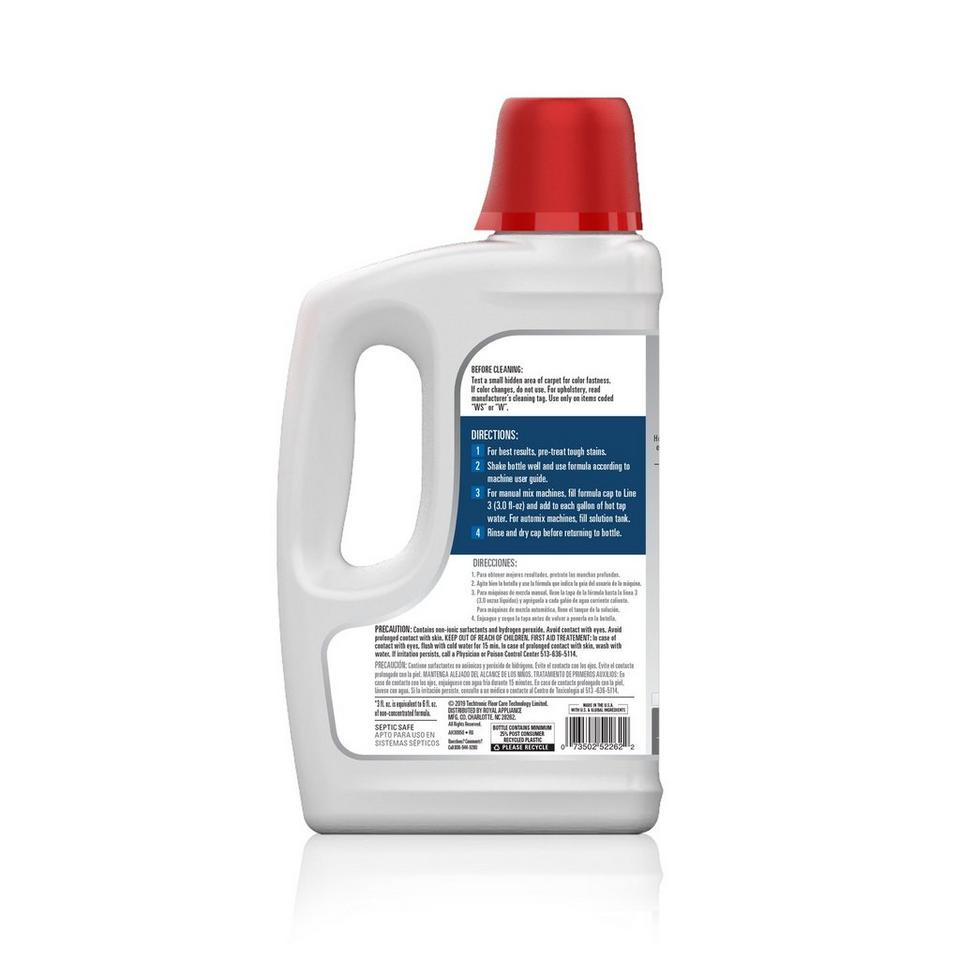 Hoover Oxy Carpet Cleaning Formula 50oz - AH30950