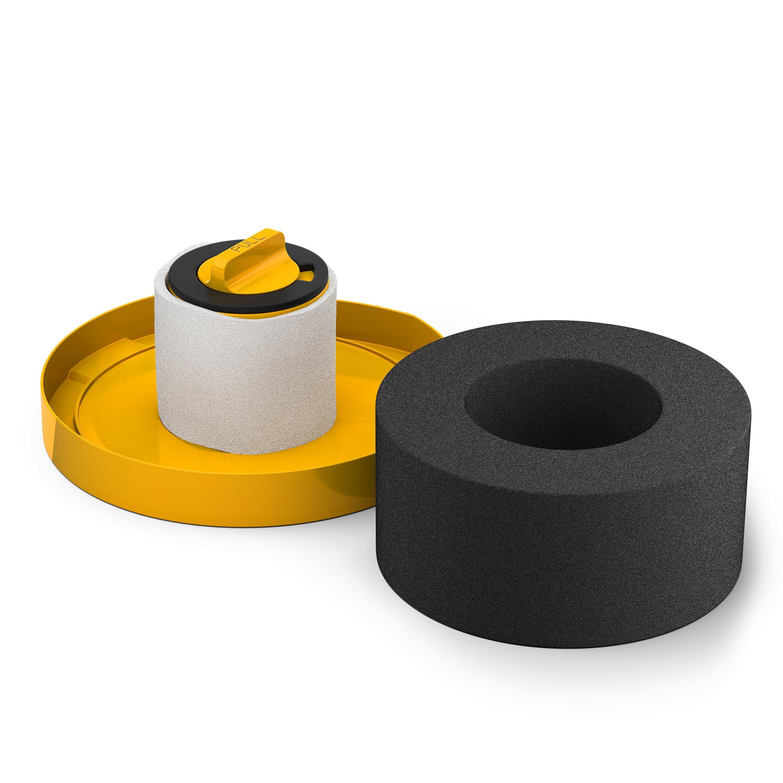 Pre-Motor Filter for Select Hoover Bagless Uprights2