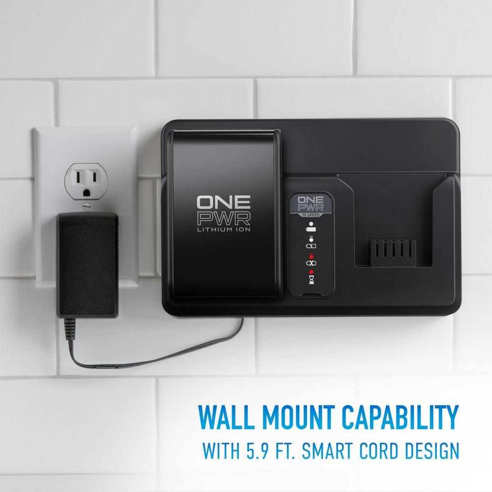 ONEPWR Dual Bay Battery Charger6