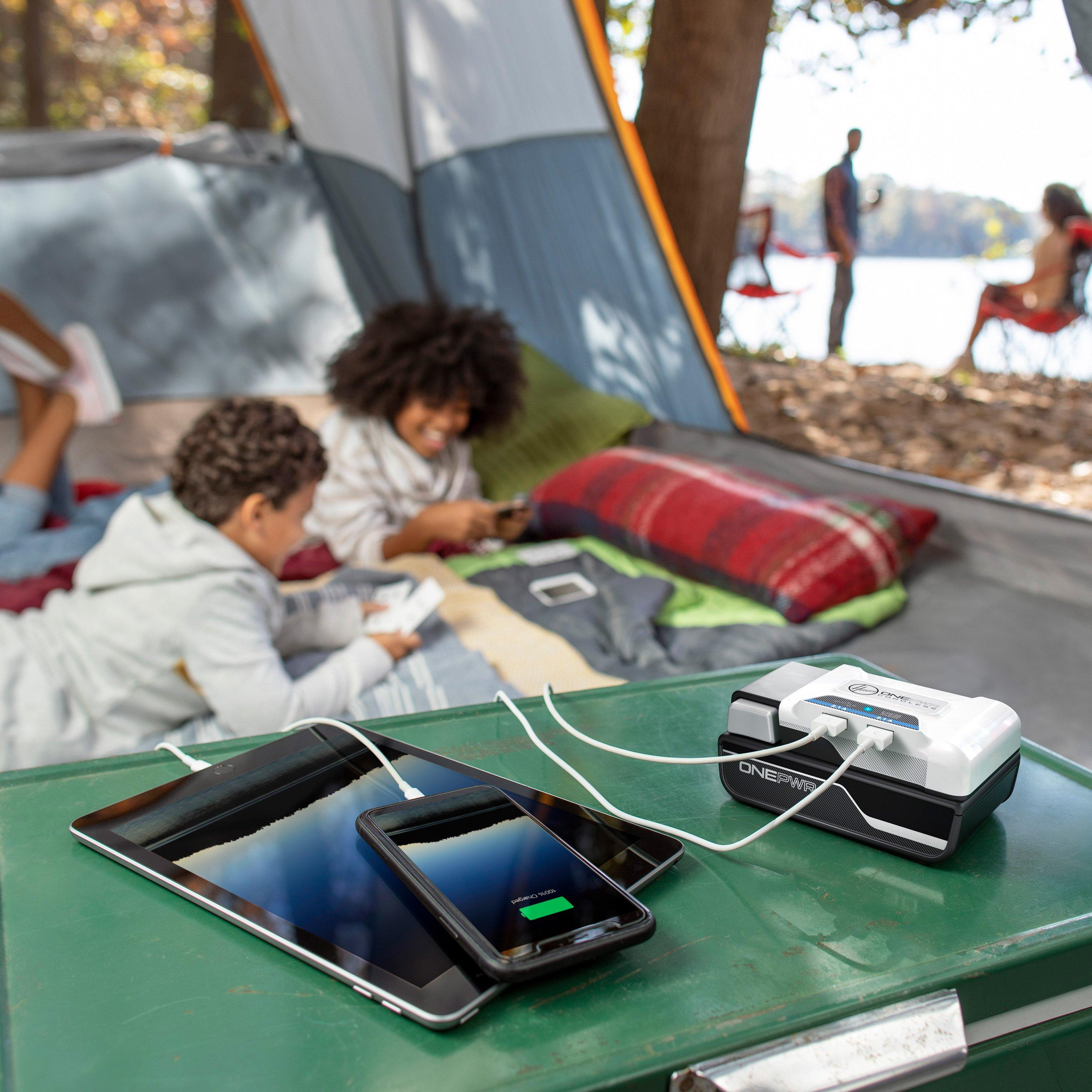 Outlet-Free Charging Anywhere