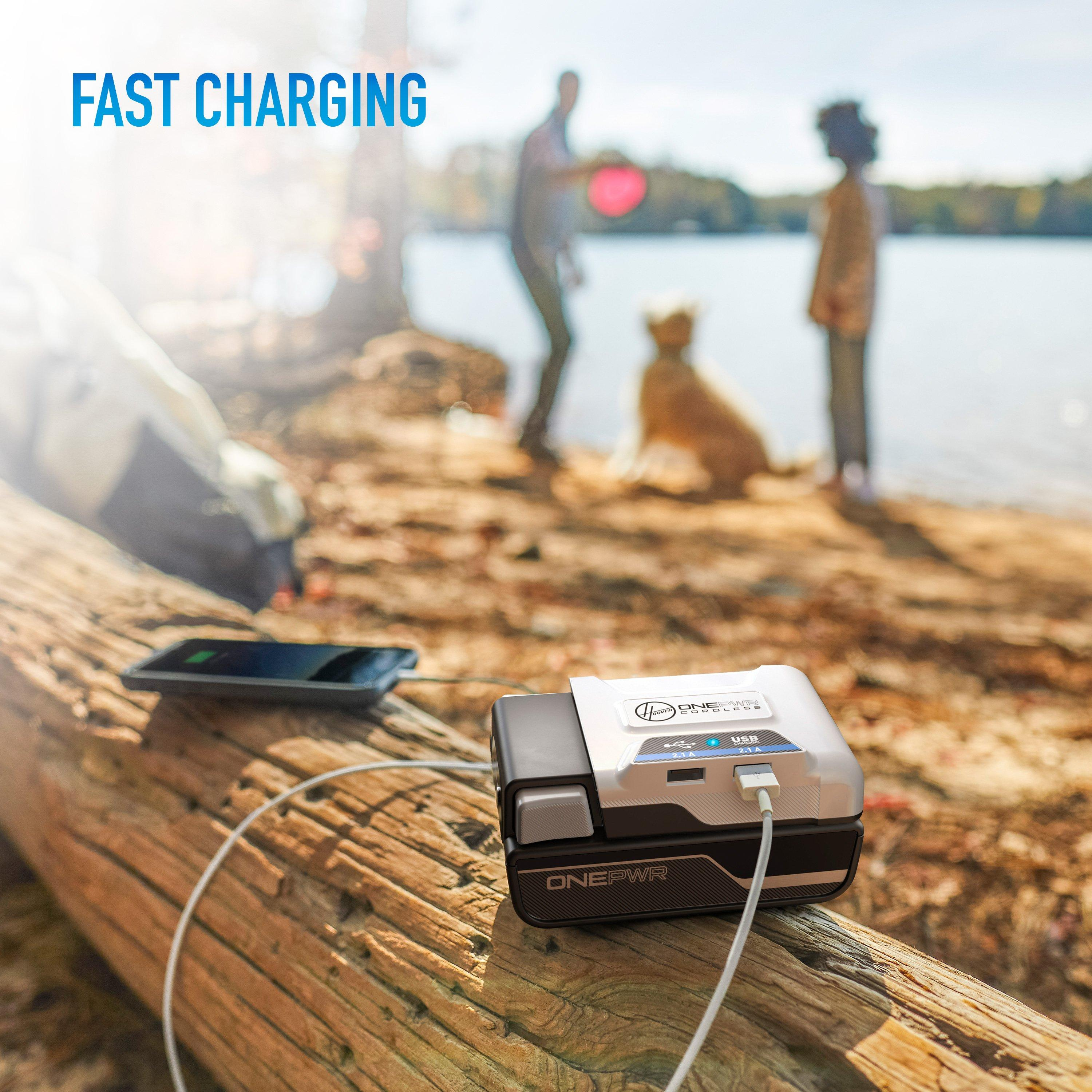 ONEPWR Cordless Dual USB Charger4