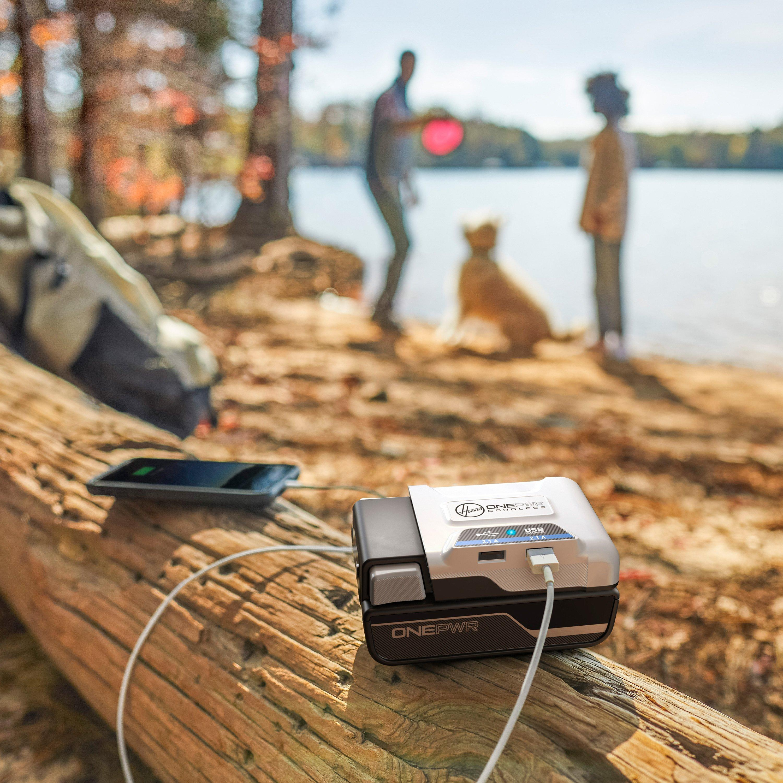 On-Demand Portable Charging