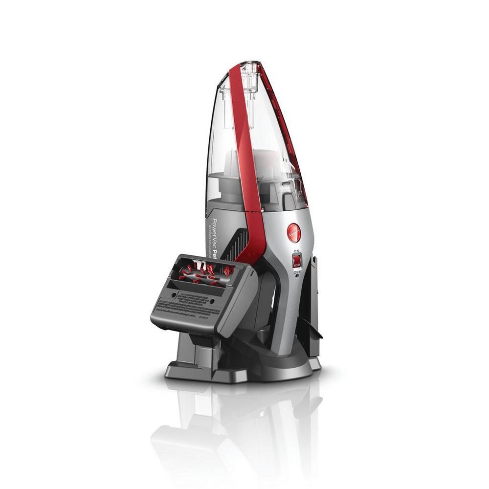 PowerVac Pet 18-Volt Cordless Hand Vacuum2