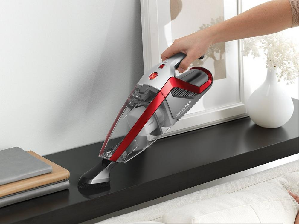 PowerVac Pet 18-Volt Cordless Hand Vacuum5