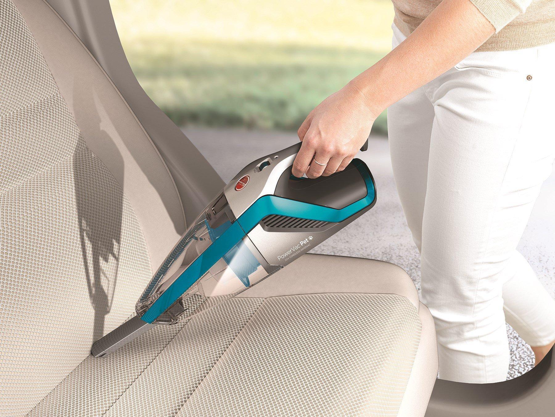 Hoover  PowerVac Pet 20-Volt Cordless Hand Vacuum4