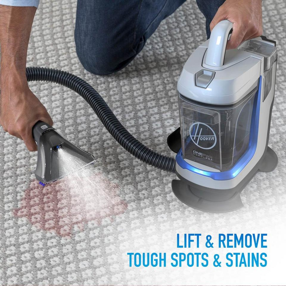 ONEPWR Spotless GO Cordless Portable Carpet Cleaner - Kit - BH12001CDI