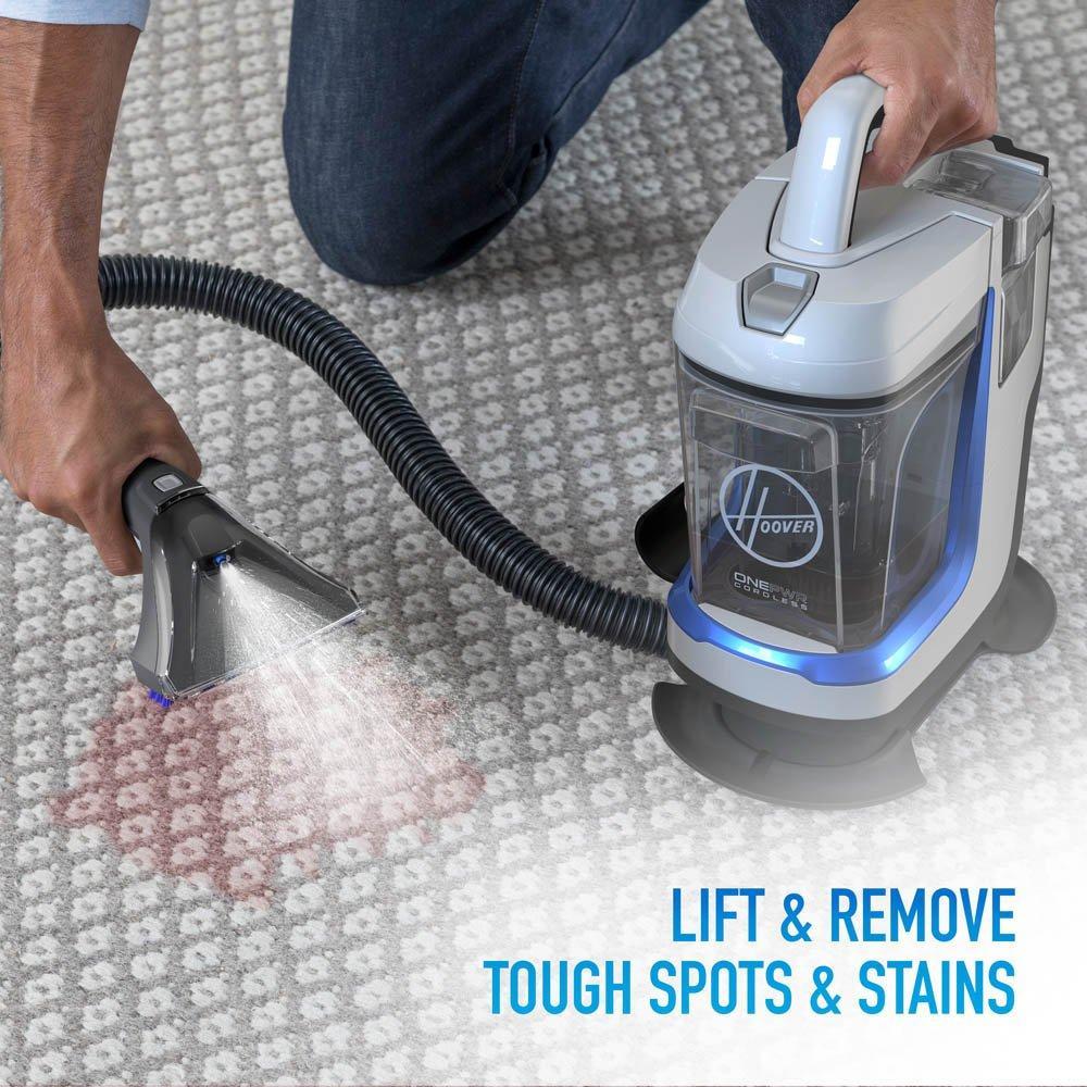 ONEPWR Spotless GO Cordless Portable Carpet Spot Cleaner - Kit7