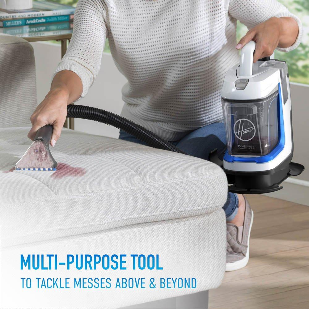 ONEPWR Spotless GO Cordless Portable Carpet Spot Cleaner - Kit5