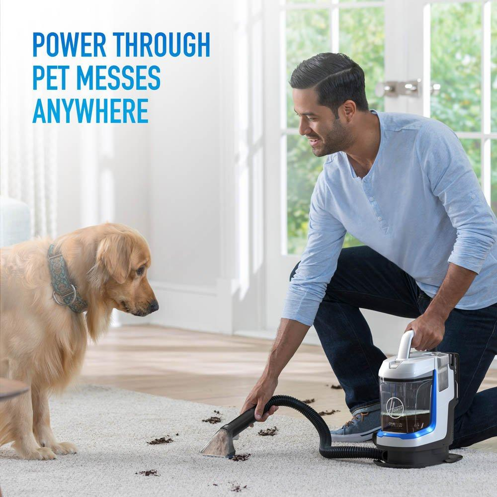 ONEPWR Spotless GO Cordless Portable Carpet Spot Cleaner - Kit4