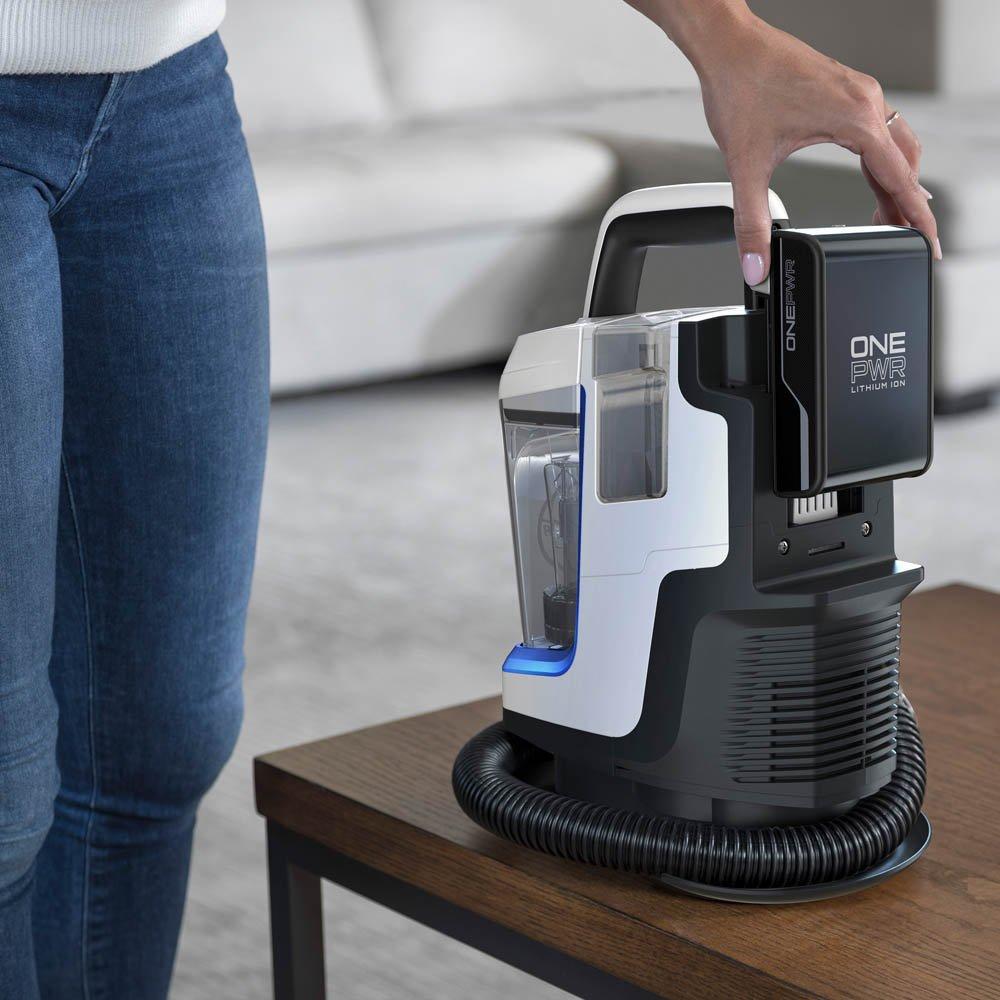 ONEPWR Spotless GO Cordless Portable Carpet Spot Cleaner - Kit8