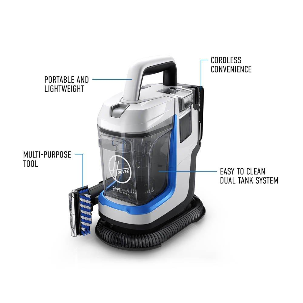 ONEPWR Spotless GO Cordless Portable Carpet Spot Cleaner - Kit10
