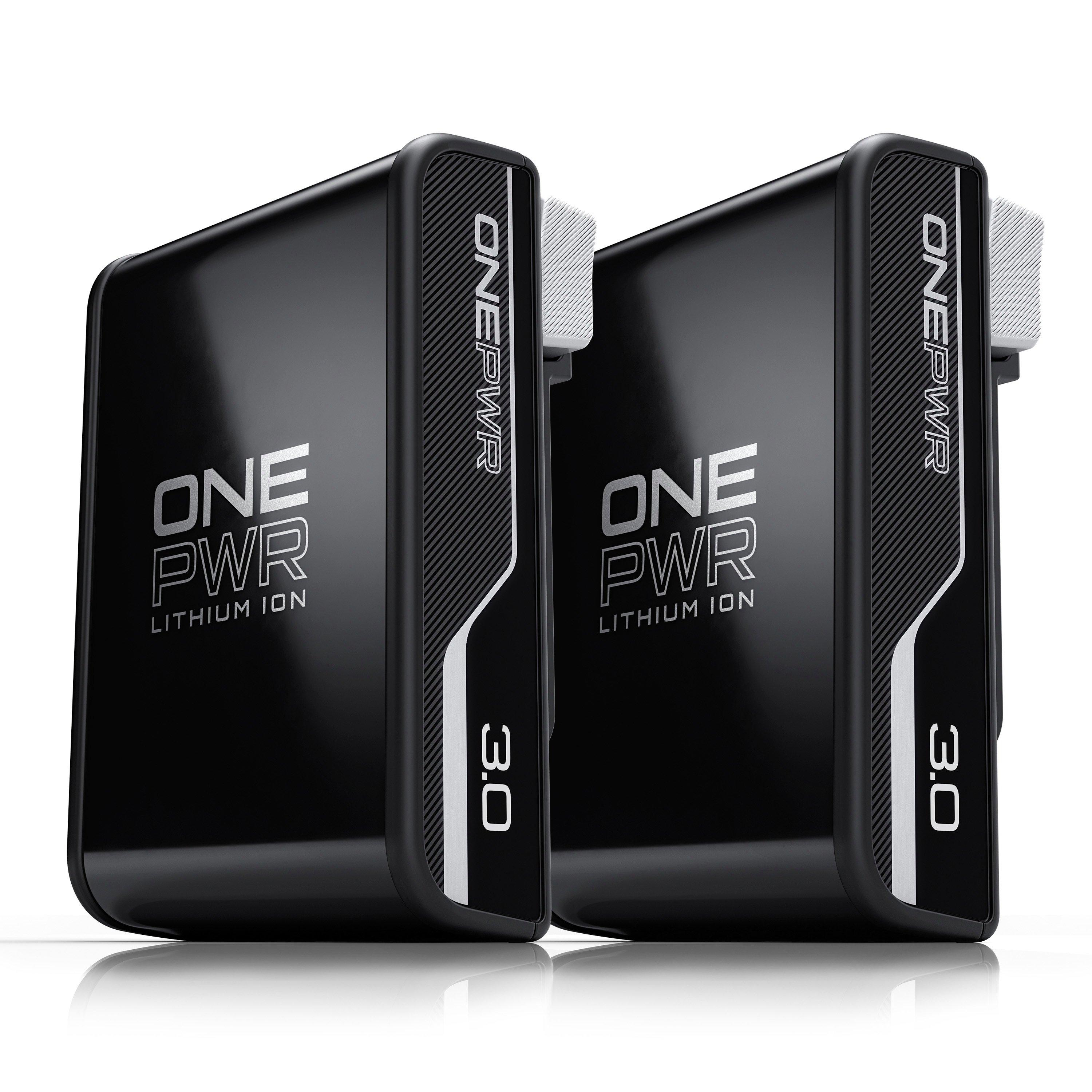 ONEPWR BATTERY 3Ah 2PK