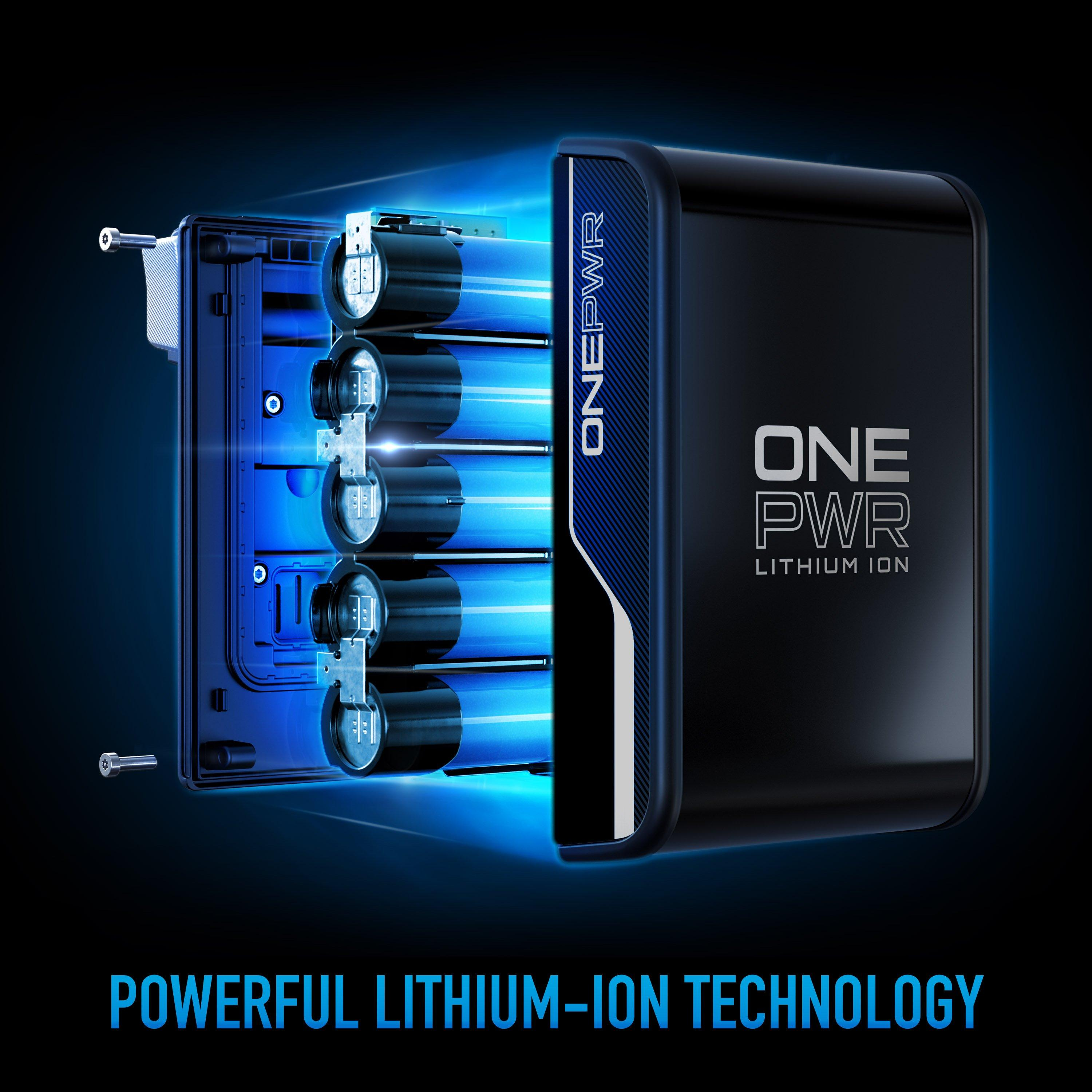 ONEPWR BATTERY 3Ah 2PK2