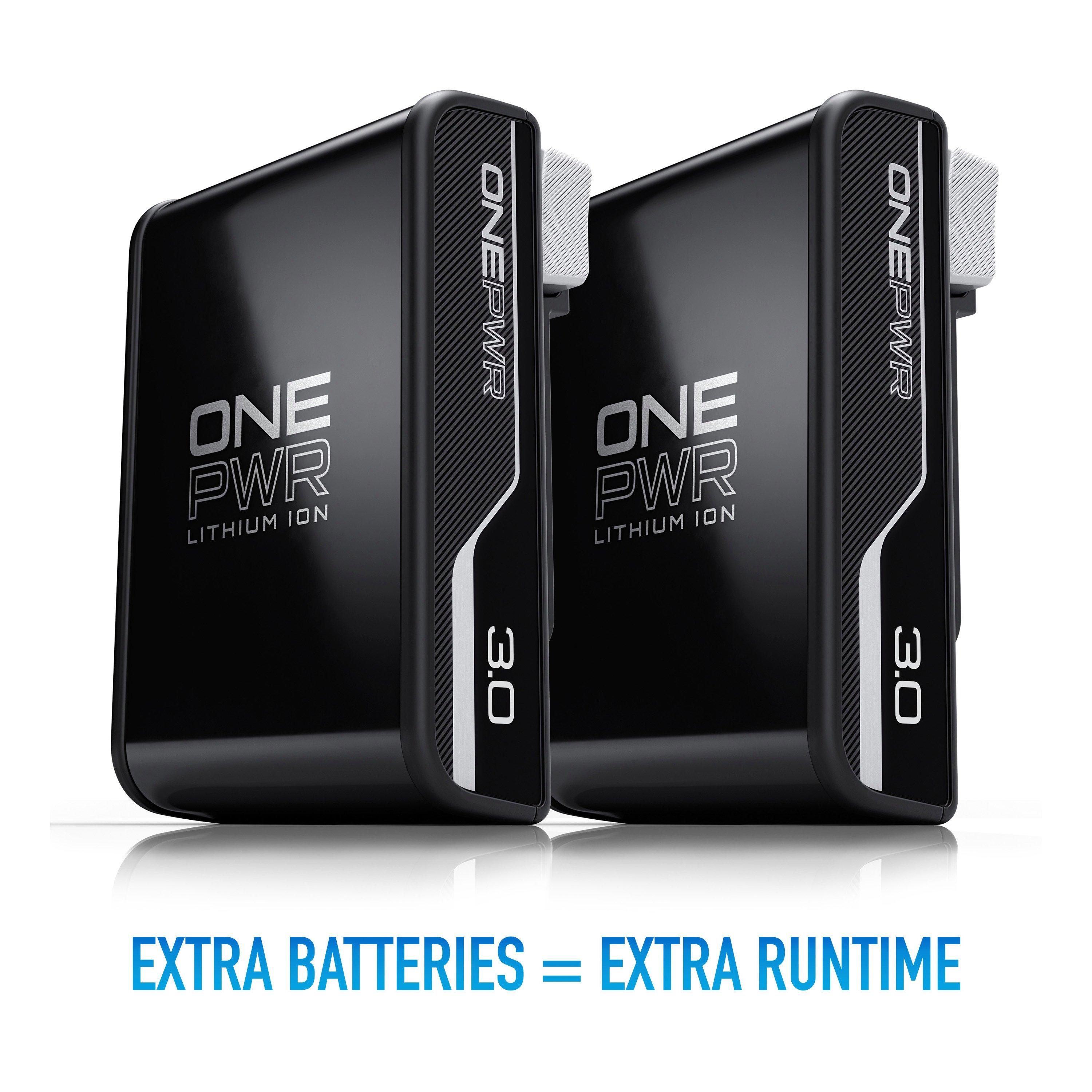 ONEPWR BATTERY 3Ah 2PK3