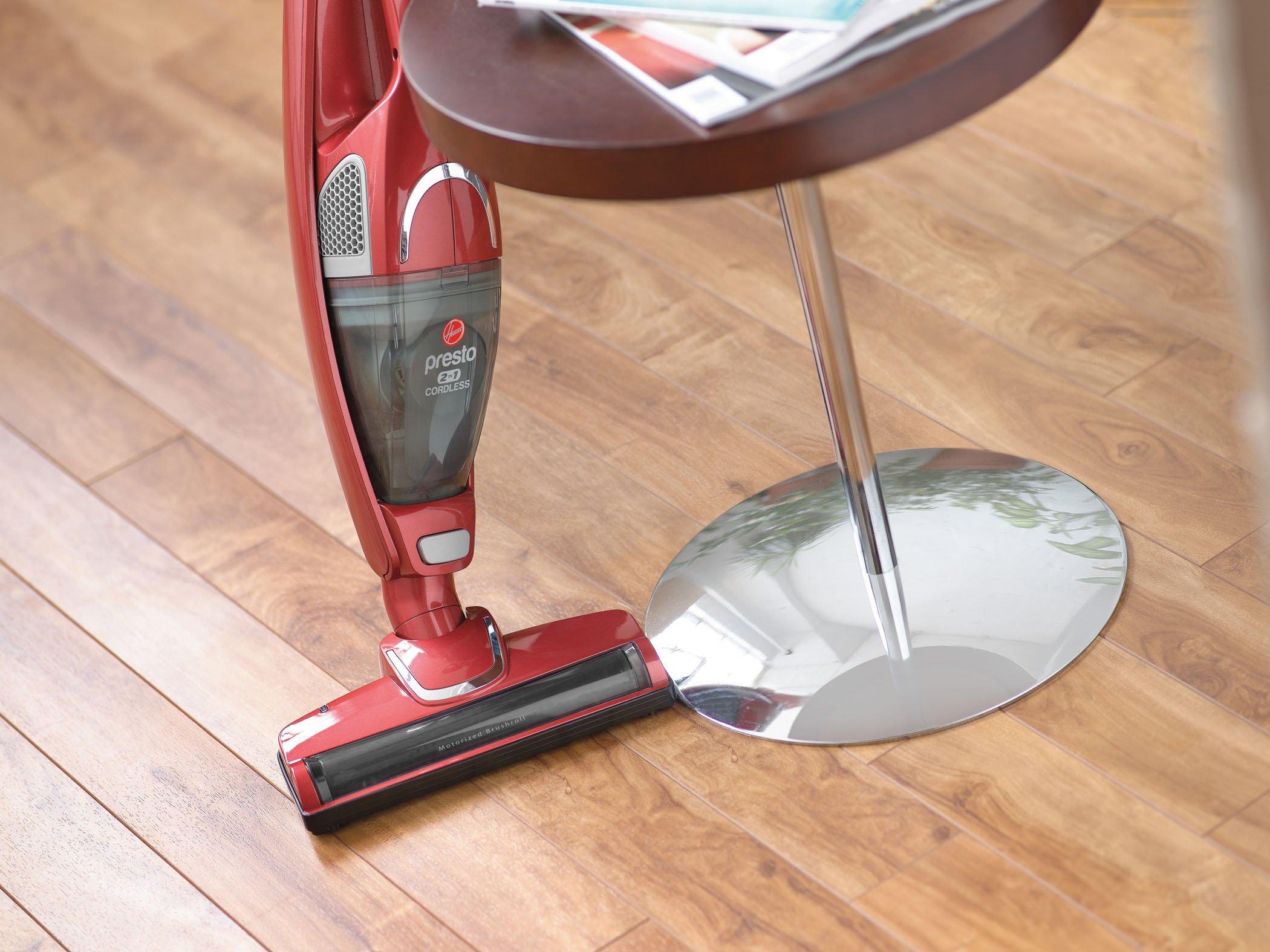 Presto 2-in-1 Cordless Stick Vacuum4