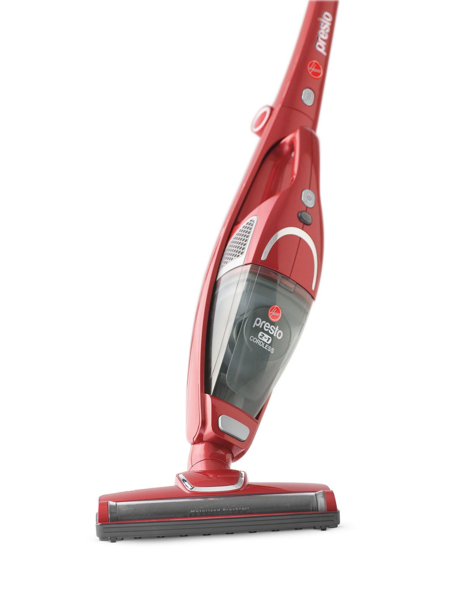 Presto 2-in-1 Cordless Stick Vacuum2