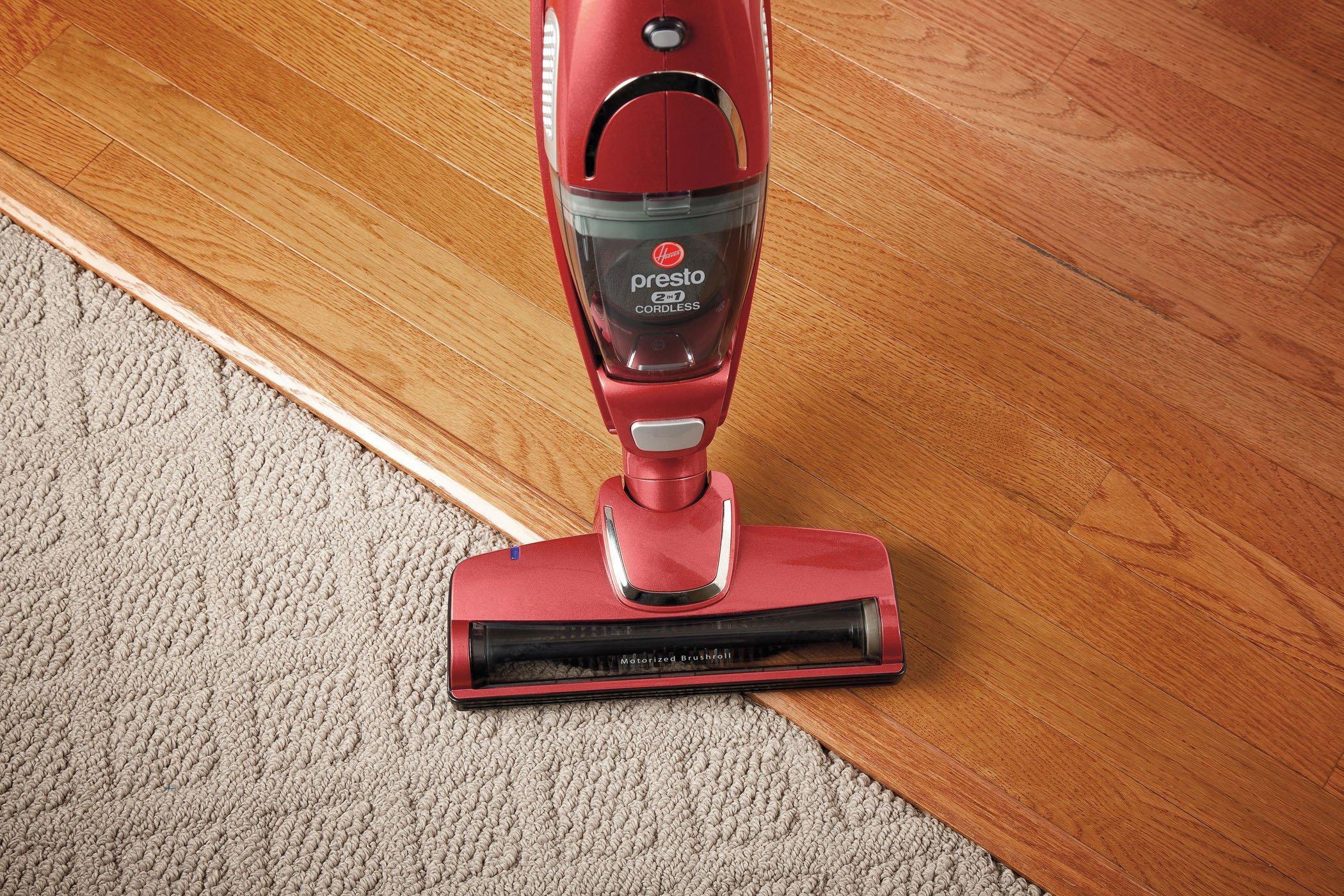 Presto 2-in-1 Cordless Stick Vacuum5