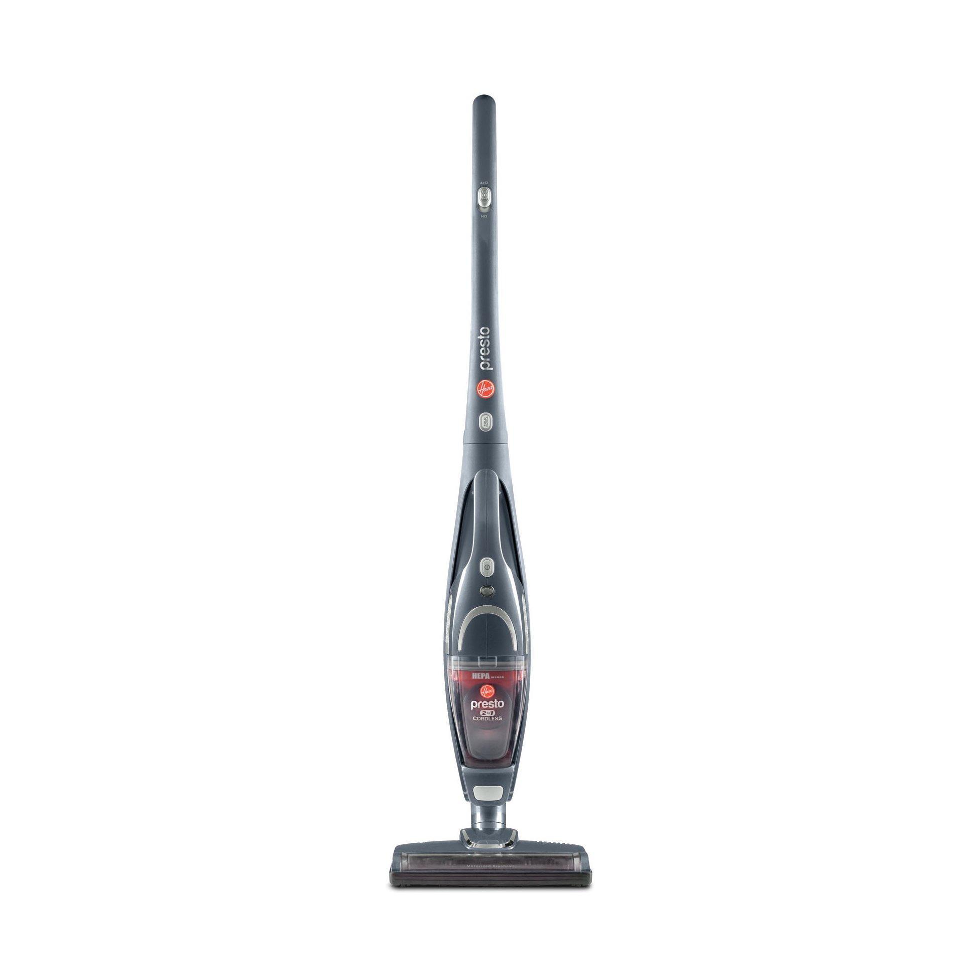 Presto 2-in-1 Cordless Stick Vacuum
