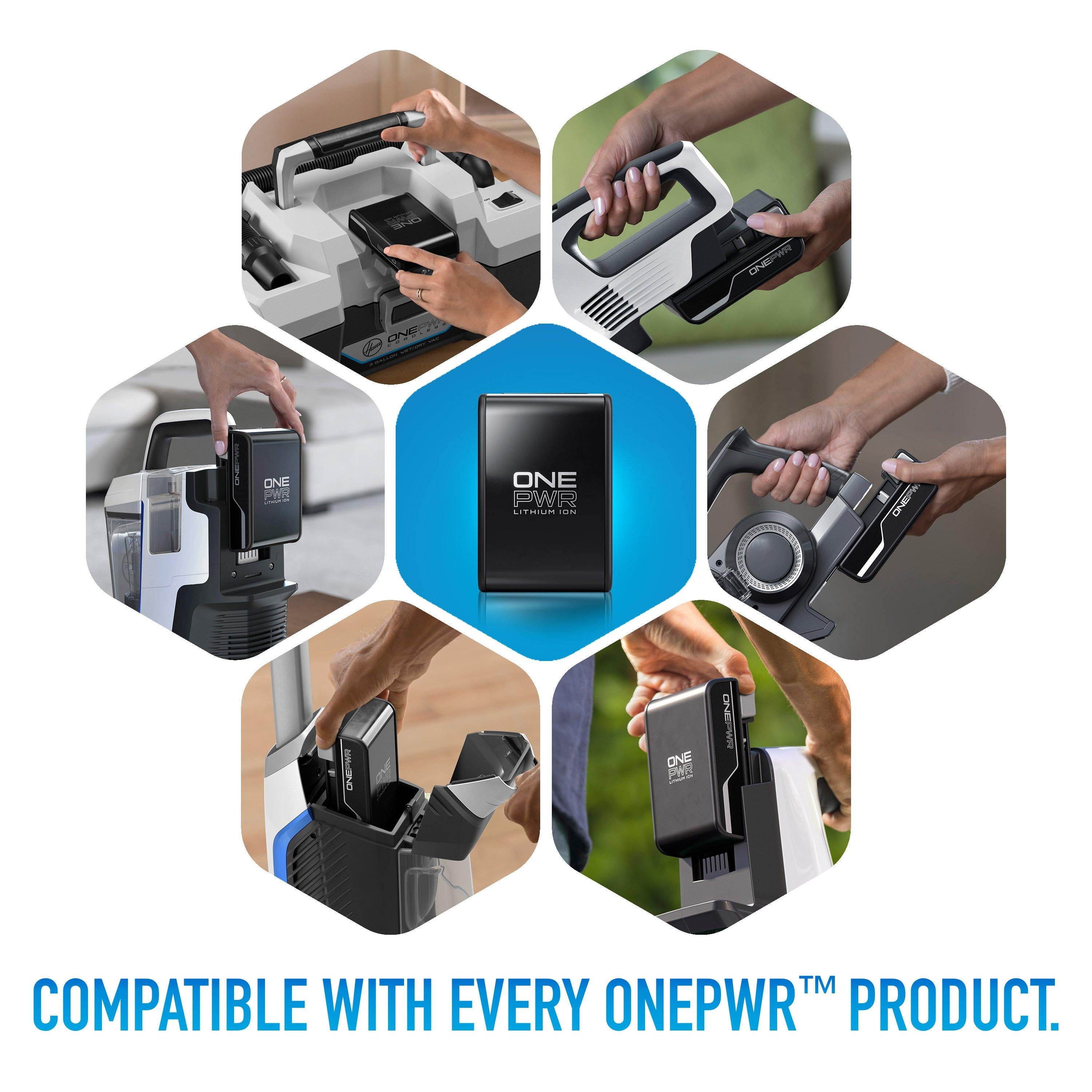 ONEPWR Battery 3AH High Capacity6