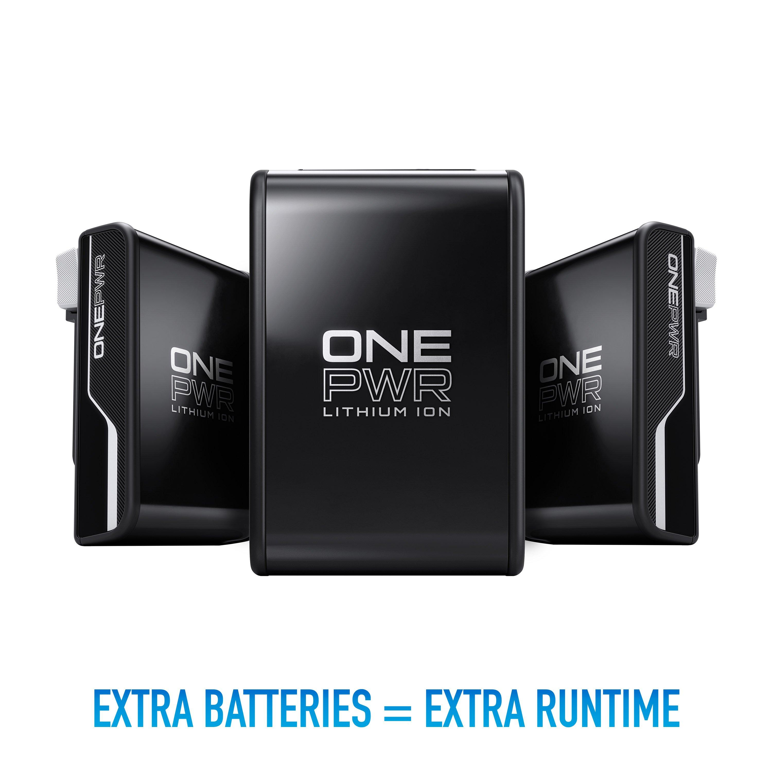 ONEPWR 4.0 Ah MAX Lithium-Ion Battery4