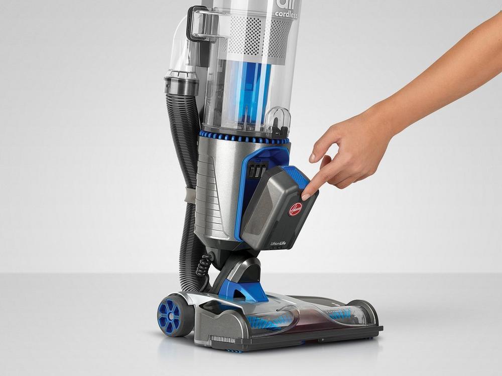 Reconditioned Air Cordless Upright Vacuum8