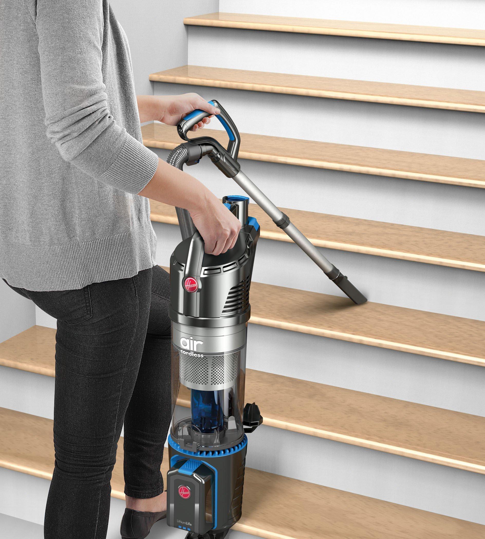 Air™ Cordless Series 1.0 Upright Vacuum6