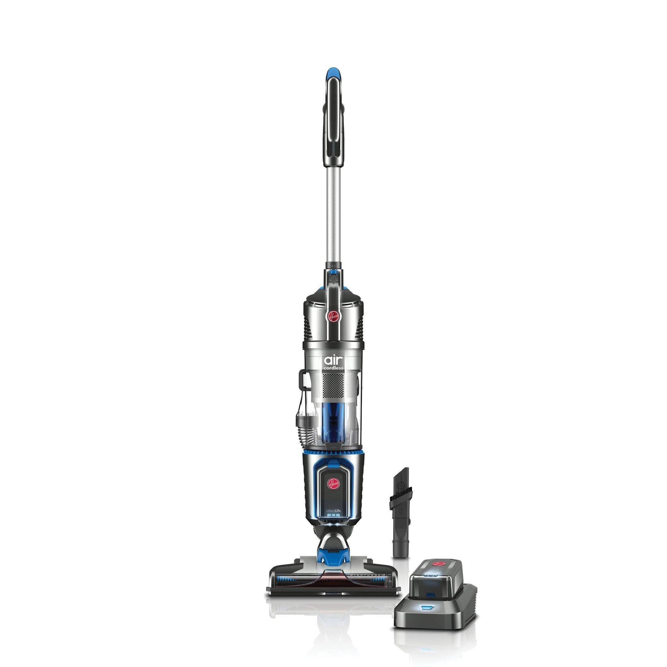 Hoover Cordless Series Upright Vacuum