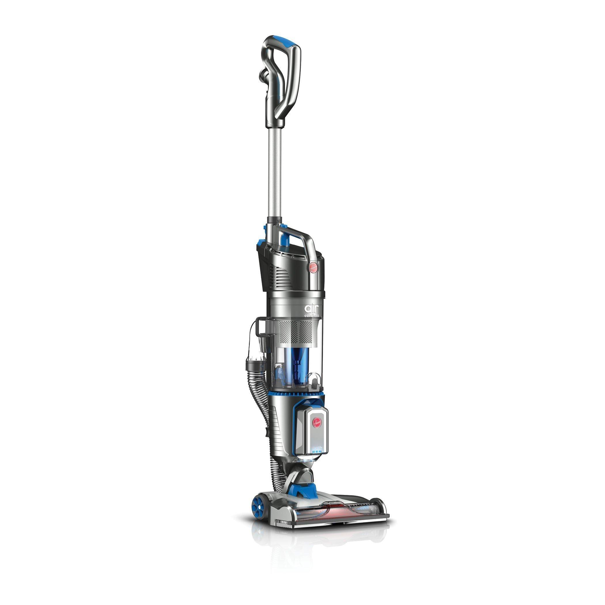 Hoover Cordless Series Upright Vacuum2