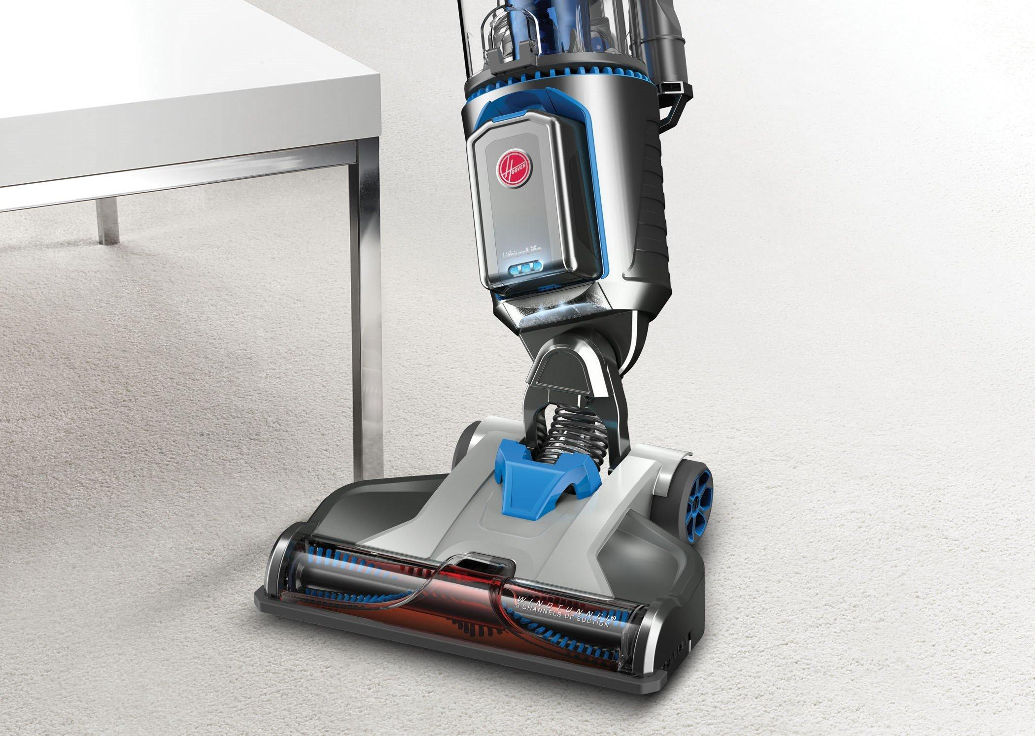 Hoover Cordless Series Upright Vacuum3