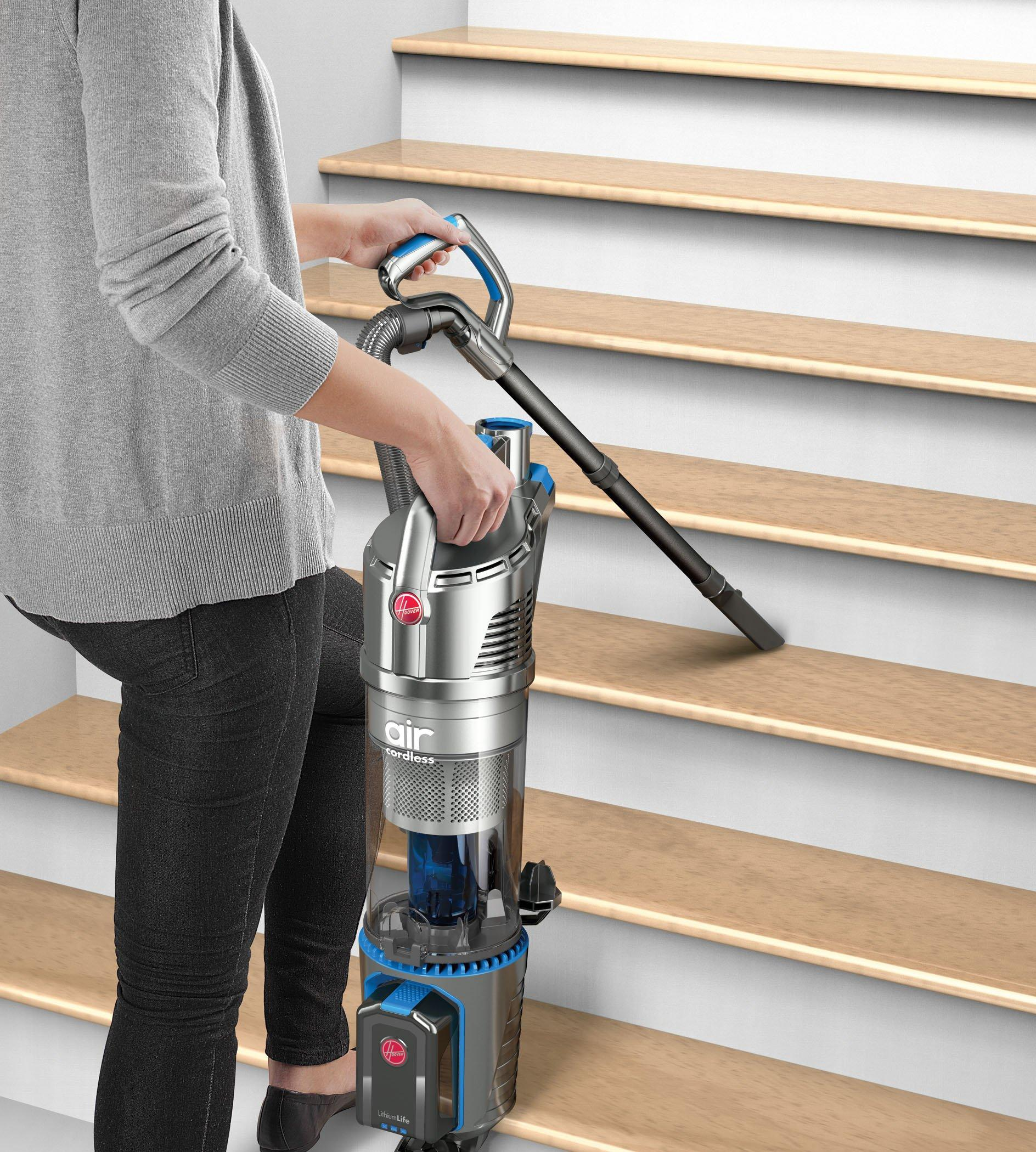 Air Cordless Deluxe Upright Vacuum with Bonus Tools5