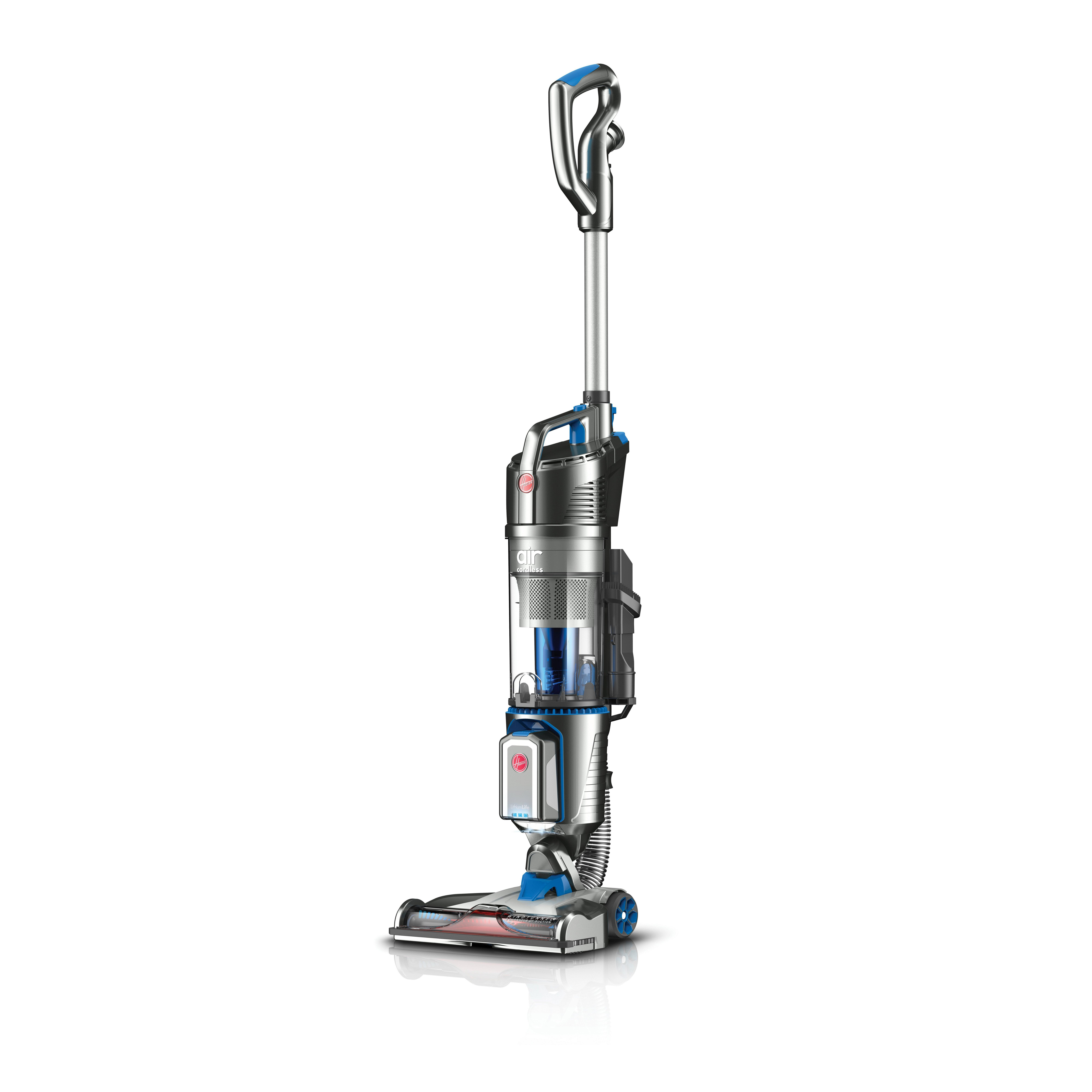 Hoover Cordless Series with Boost Mode Upright Vacuum2
