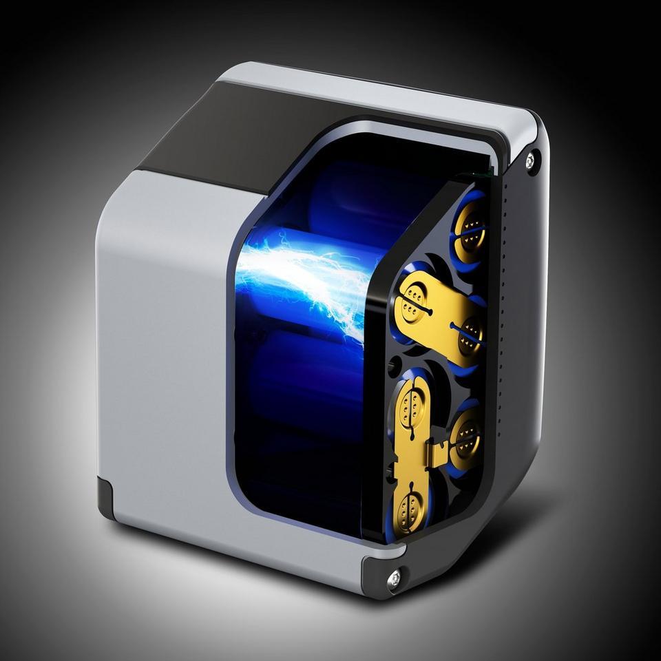 Fusion Pet Cordless Stick Vacuum - BH53121