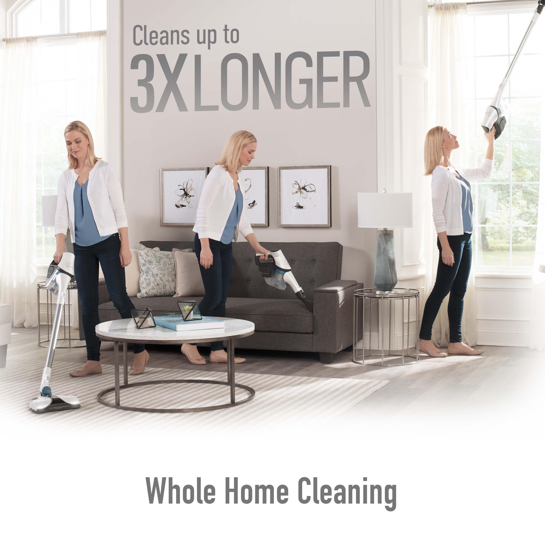 REACT Whole Home Cordless Advantage Vacuum3