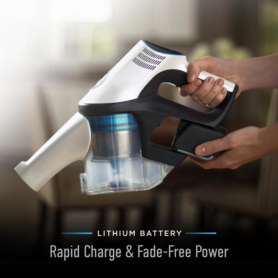 REACT Whole Home Cordless Advantage Vacuum - BH53210