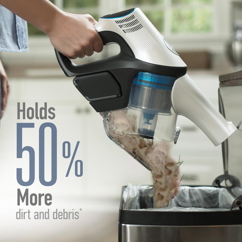 REACT Whole Home Cordless Advantage Vacuum4