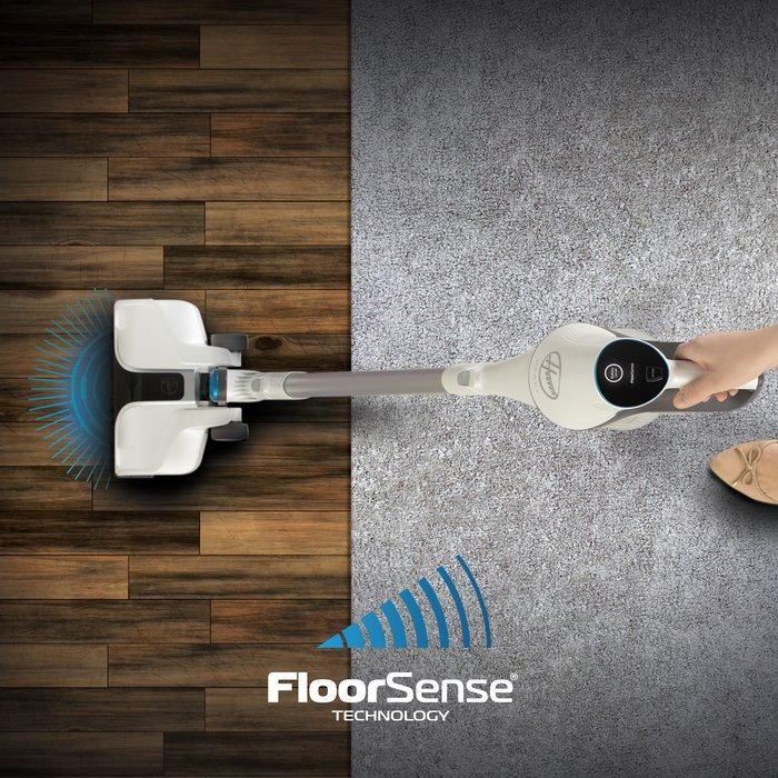 REACT Whole Home Cordless Advantage Vacuum2