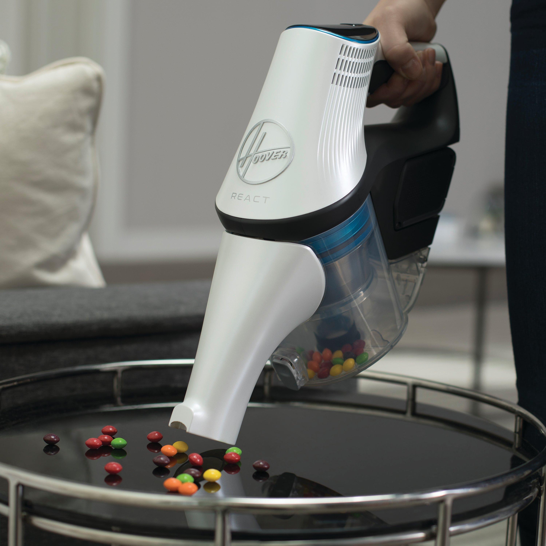 REACT Whole Home Cordless Advantage Vacuum7