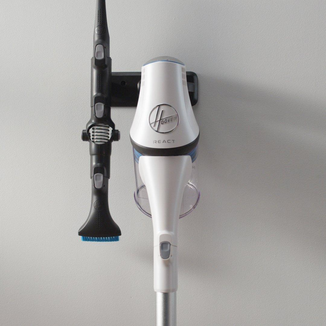 REACT Whole Home Cordless Advantage Vacuum9