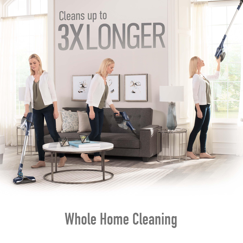 REACT Whole Home Cordless Pet Vacuum3