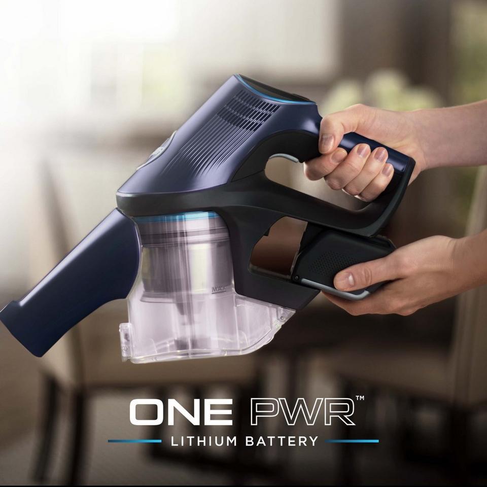 REACT Whole Home Cordless Pet Vacuum - BH53220