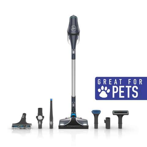 REACT Whole Home Cordless Pet Vacuum - BH53220